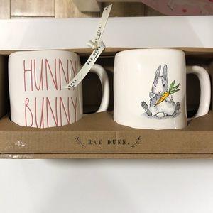 🐇 Hunny Bunny Rae Dunn Mugs   Easter